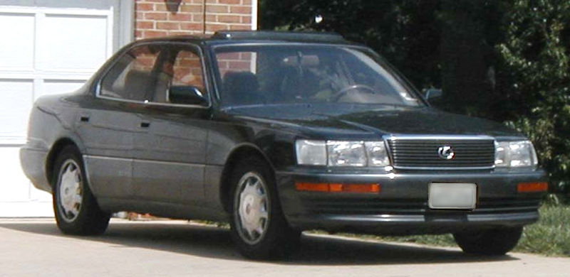 Do You Remember When Lexus First Debuted In 1989 With The Ls 400 At Just 38 000 It Was Er Than Competing Bmw And Mercedes Flagships By 17